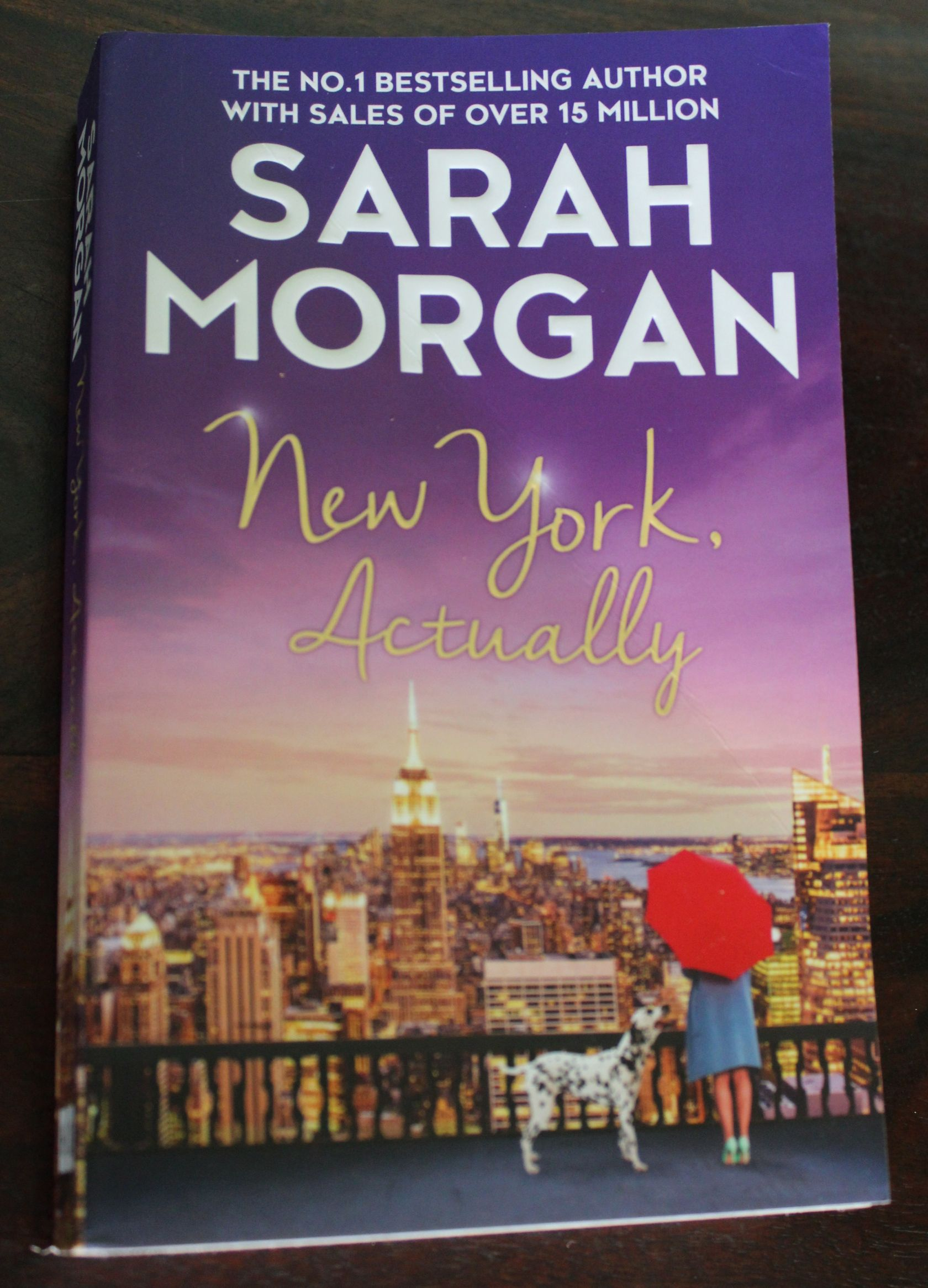 New York, Actually By SARAH The plot of the
