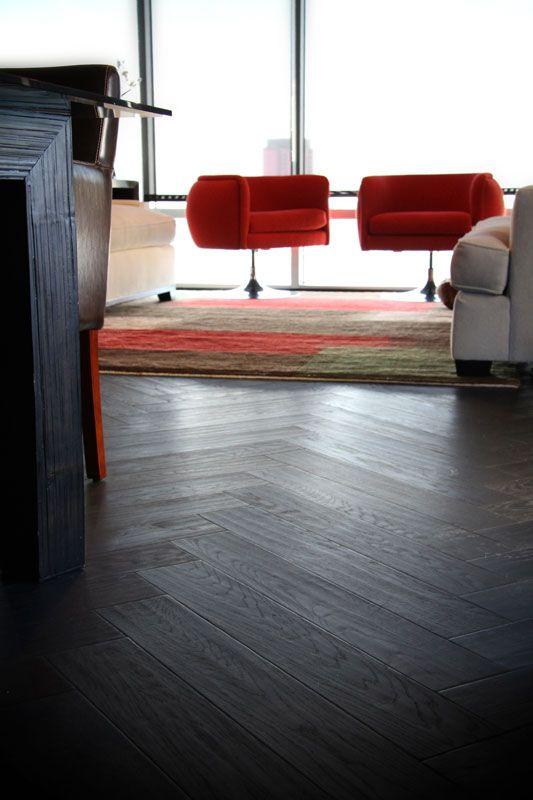 Ebonized Wood Floors Bellevue College Interior Design
