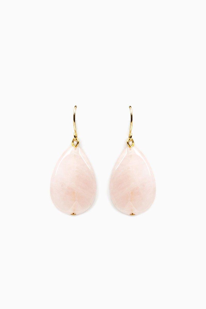 Fairstone Earrings / ShopSosie #shopsosie #sosie