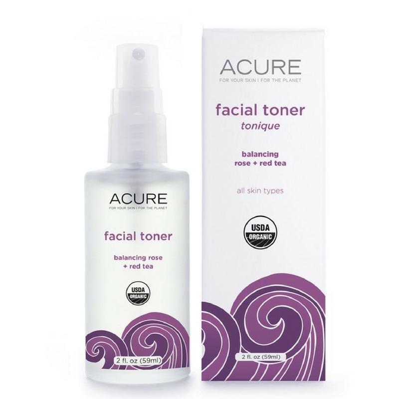 ACURE Certified Organic Facial Toner