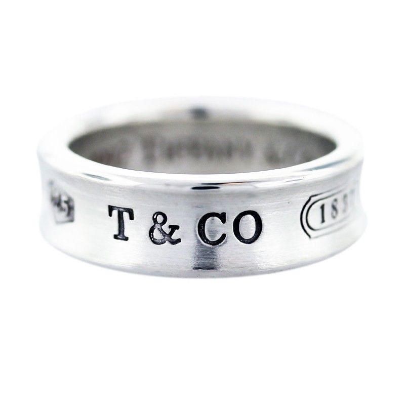 Ring Classic Tiffany Co Wedding Bands