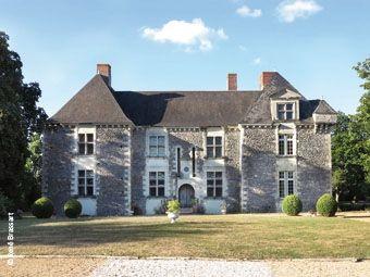 Chambre D Hotes Au Chateau En Val De Loire St Aubin De Luigne
