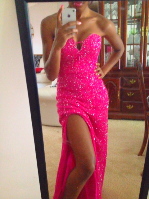 This WILL be my prom dress! | Prom Dresses | Pinterest | Prom, Pink ...