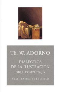 Obra completa / Th. W. Adorno, 2013-    http://absysnetweb.bbtk.ull.es/cgi-bin/abnetopac01?TITN=516711