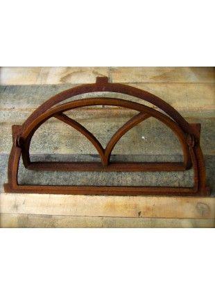 Eisenfenster wie AntikFenster für Stall+Gartenmauer
