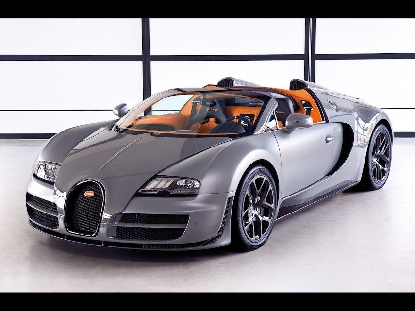 Bugatti Veyron 16 4 Grand Sport Vitesse Jet Grey 2 5 Million