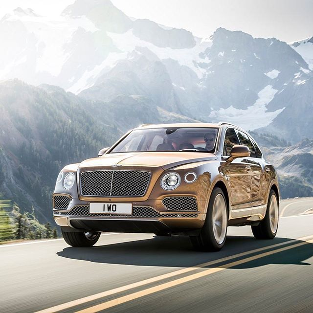 Bentley Bentayga Speed Beats Lamborghini Urus: Bentley Suv、Luxury SUV、New
