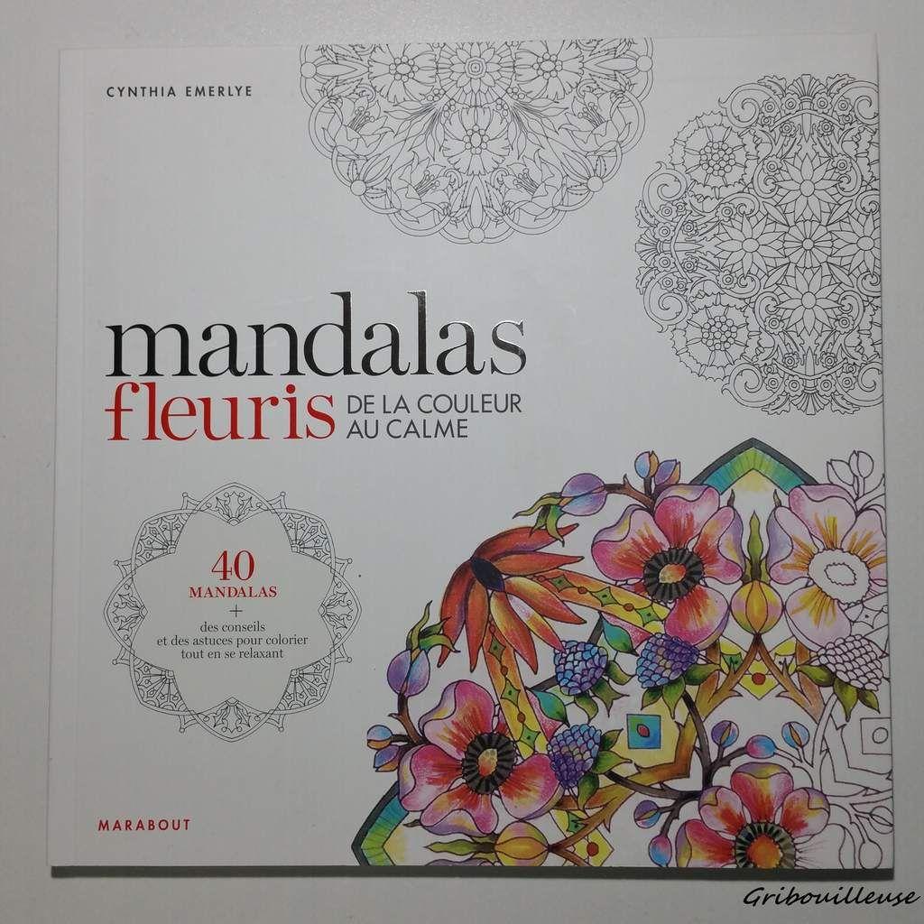 Coloriage Adulte Marabout.Mandalas Fleuris Marabout Art Therapie Gribouilleuse Com Pour