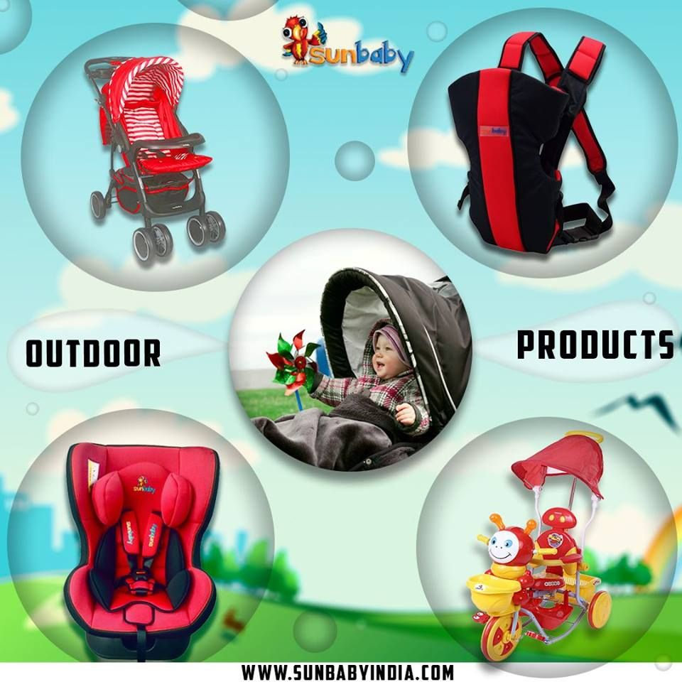Pin by Sunbaby India on Sunbaby Car Seat Online India