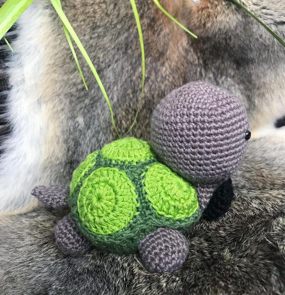 Best All Amigurumi Turtle Crochet Patterns – Amigurumi
