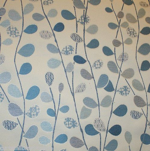 Iliv Honesty Curtain Fabric Peacock Blue Curtain Factory Outlet