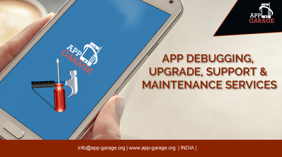 App Garage provides continuous monitoring & fixes for your