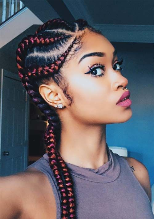 53 Stunning Goddess Braids Hairstyles Tips On Getting
