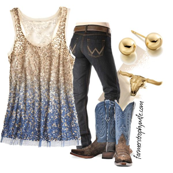 birthday, created by farmerstrophywife on Polyvore