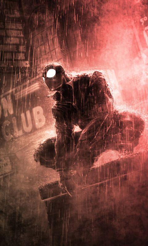 Spider Man Comic Mobile Wallpaper Download Heroes Pinterest