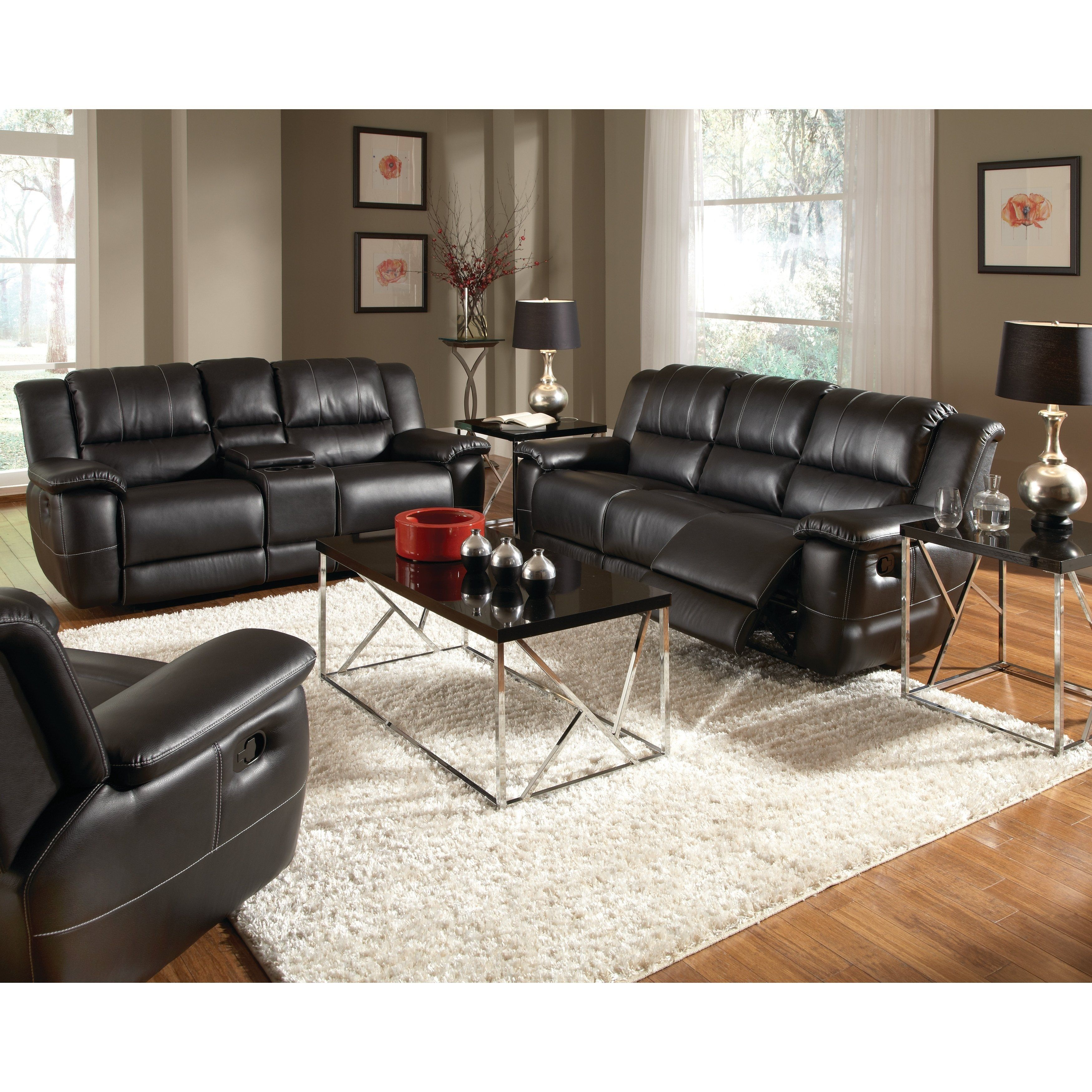 Pin By John Edmar Segovia Soto On Casa In 2020 Leather Couches Living Room Black Leather Couch Living Room Living Room Leather