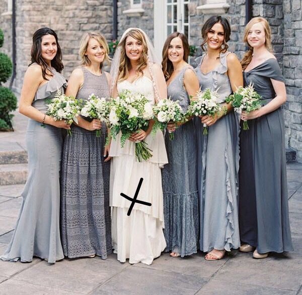 What Colours Not To Wear To A Wedding: From Daniela: So I'm Really Leaning Towards Having
