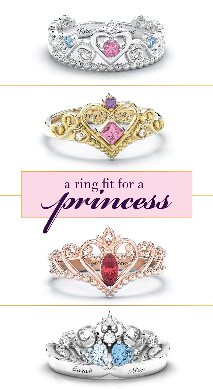 The holiday gift that will make her feel like royalty