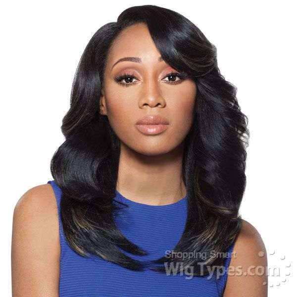 Outre Synthetic Full Cap Wig Quick Weave Complete Cap Brenda