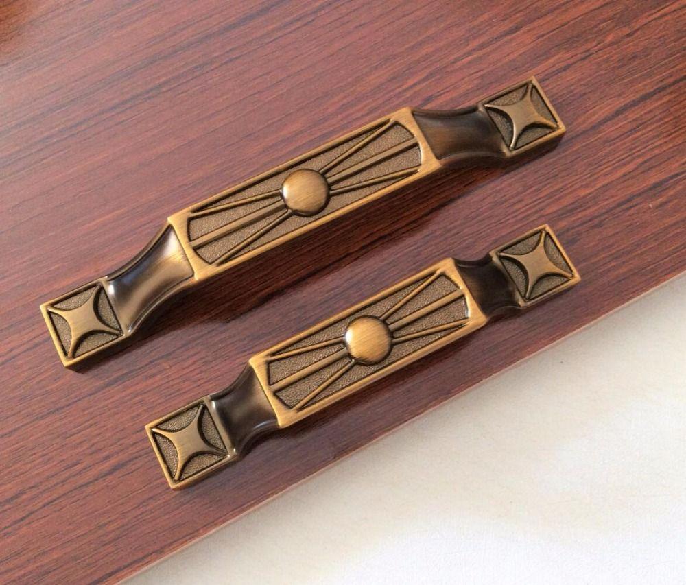 3.75\'\' 5\'\' Dresser Handles Drawer Pull Handles / Kitchen Cabinet ...