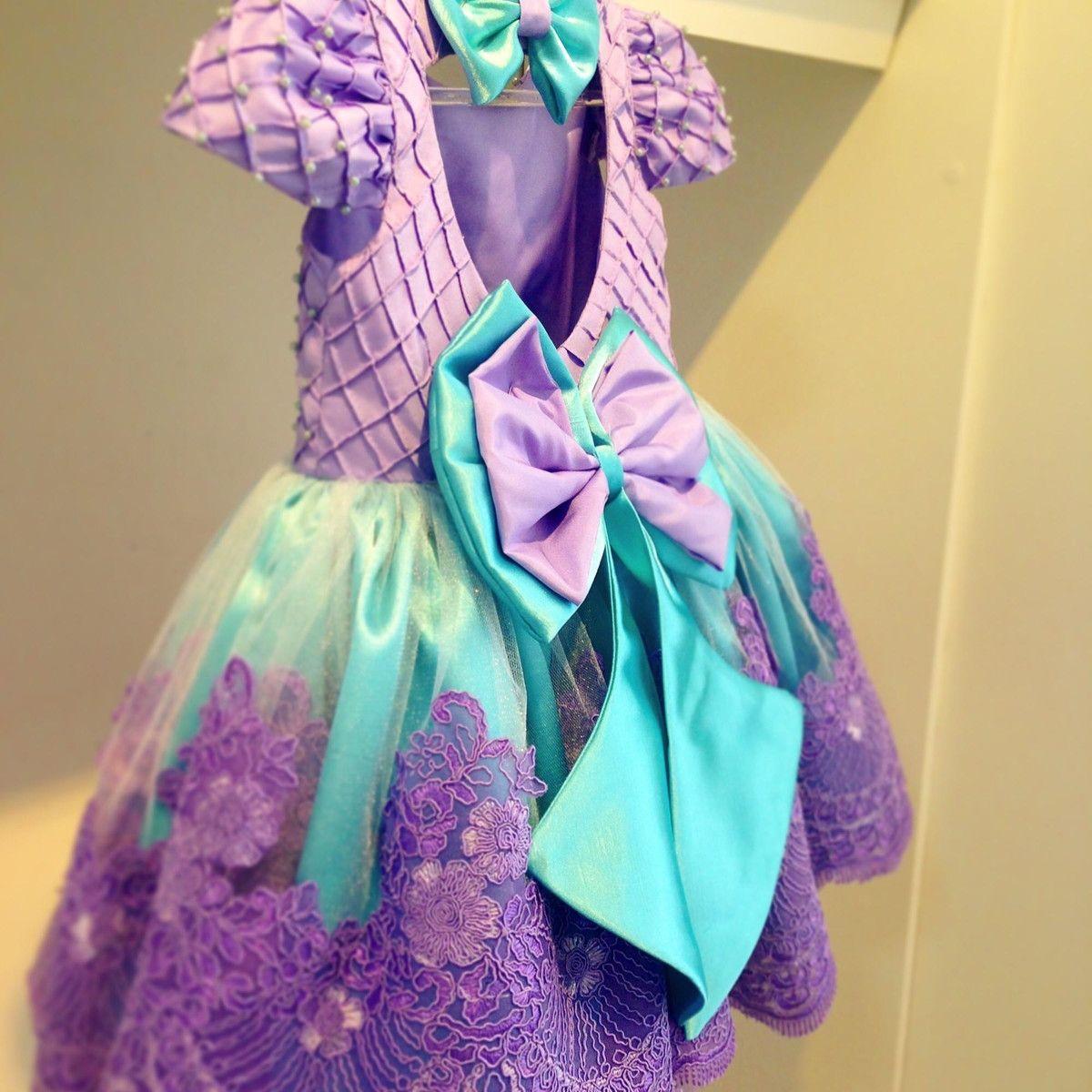 Vestido Ariel No Elo7 Atelier Lauren Children Ccf5d9 En