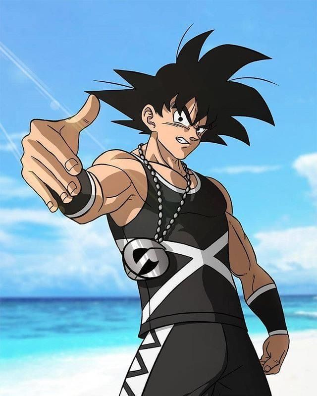 Get Good Goku Black Wallpaper Iphone for iPhone X Free