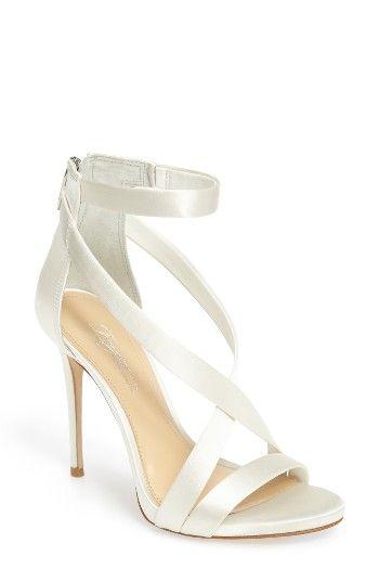 Imagine Vince Camuto Devin Sandal Women Nordstrom Wedding Shoes Sandals Wedding Shoes Heels White Wedding Shoes