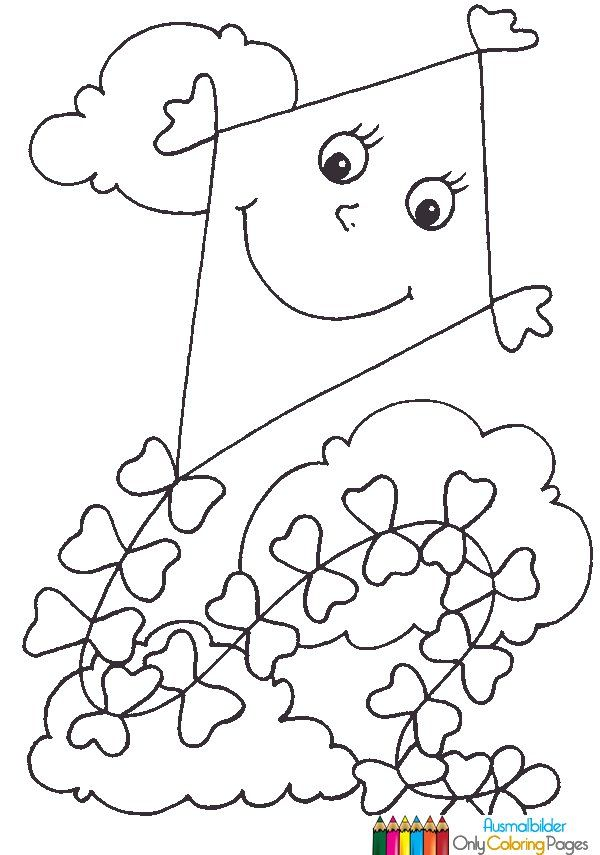 malvorlagen herbst drachen kostenlos | coloring | Pinterest ...