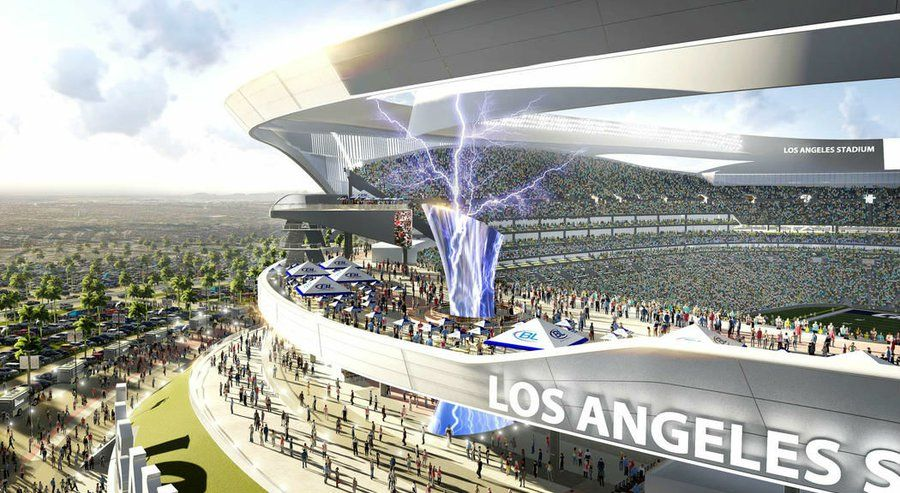 San Diego Chargers Offer Up 650 Million For Anti La Stadium Deal San Diego Chargers Stadium Nfl Stadiums