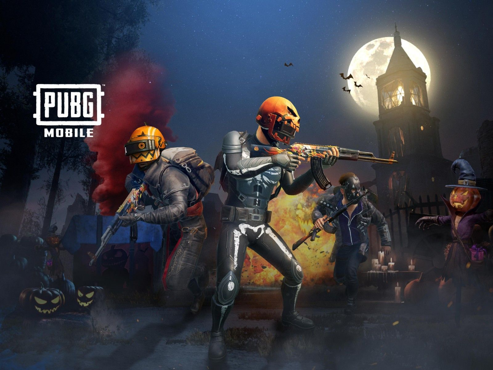 Official Pubg On Mobile Brawl Stars House News Update Games