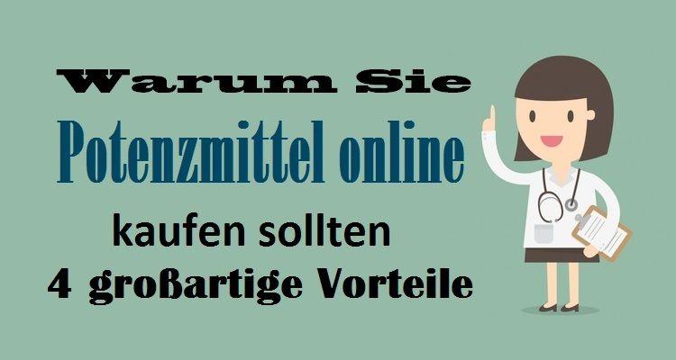 4 Grossartige Gründe, Warum Sie #Potenzmittel Rezeptfrei Online Kaufen Sollten  #MännerGesundheit #Gesundheit #Deutschland