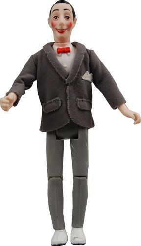 pee wee 39 s playhouse 6 articulated pee wee herman doll by neca action figures sugary sweet. Black Bedroom Furniture Sets. Home Design Ideas