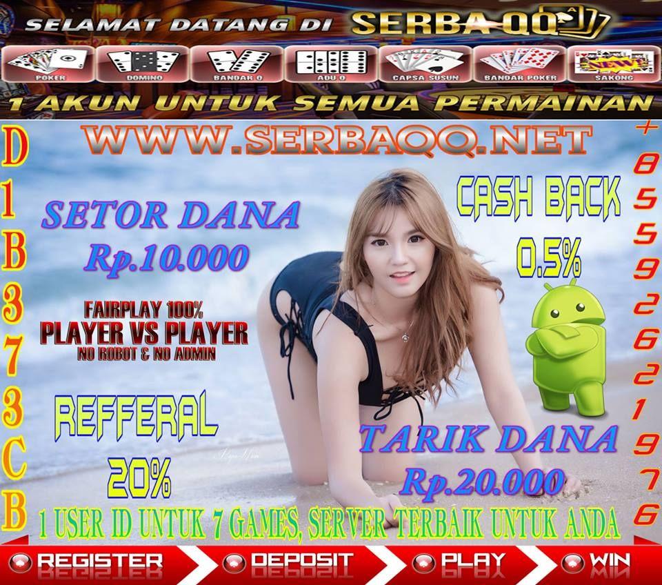 SERBAQQ.NET BANDAR SAKONG TERPERCAYA INDONESIA