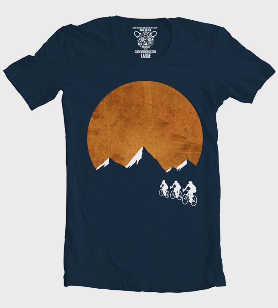 0fea483db7b Men s Sunset Ride T-Shirt