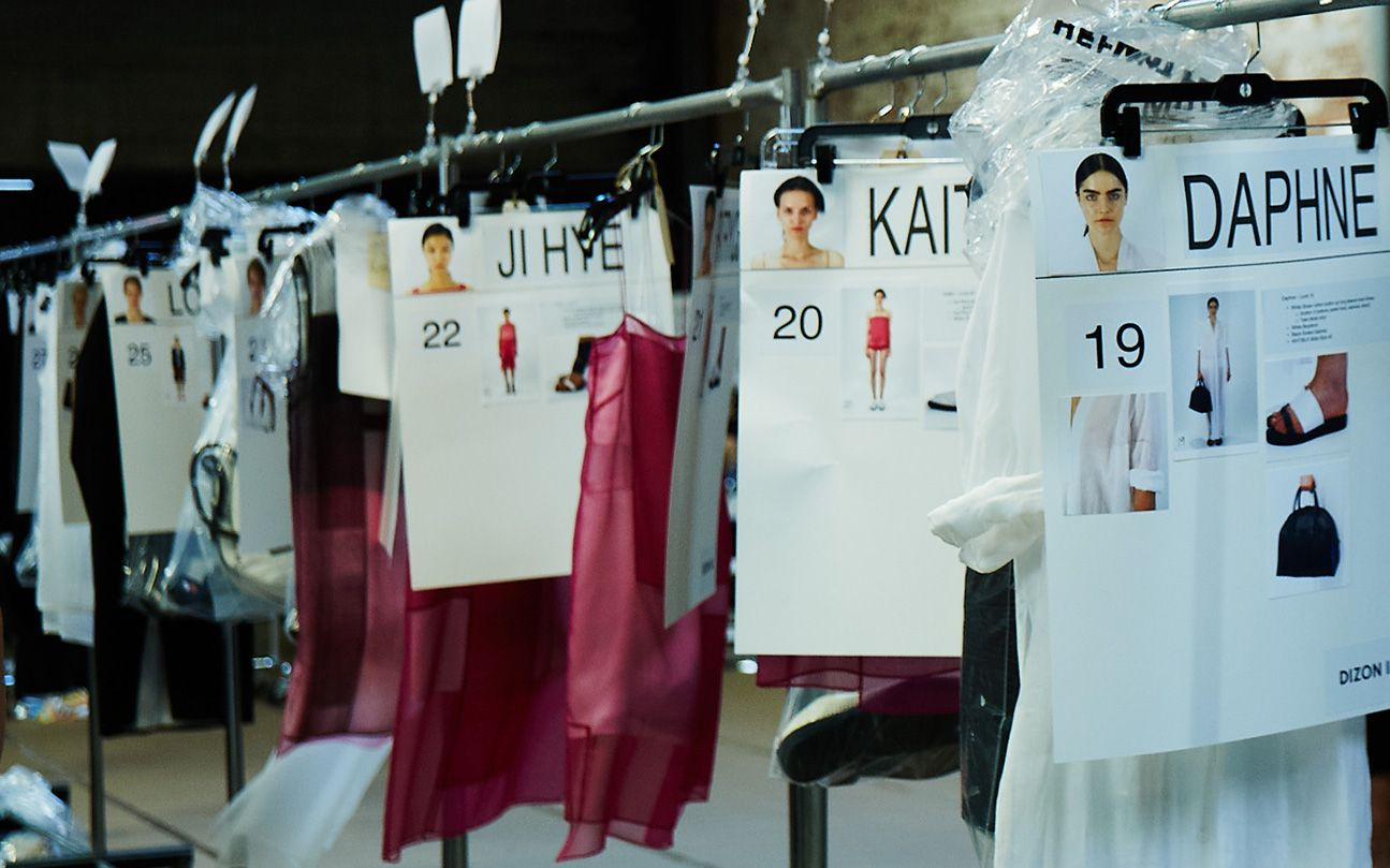 Fashion Week in Numbers: Summing Up Helmut Lang's Collection | SSENSE