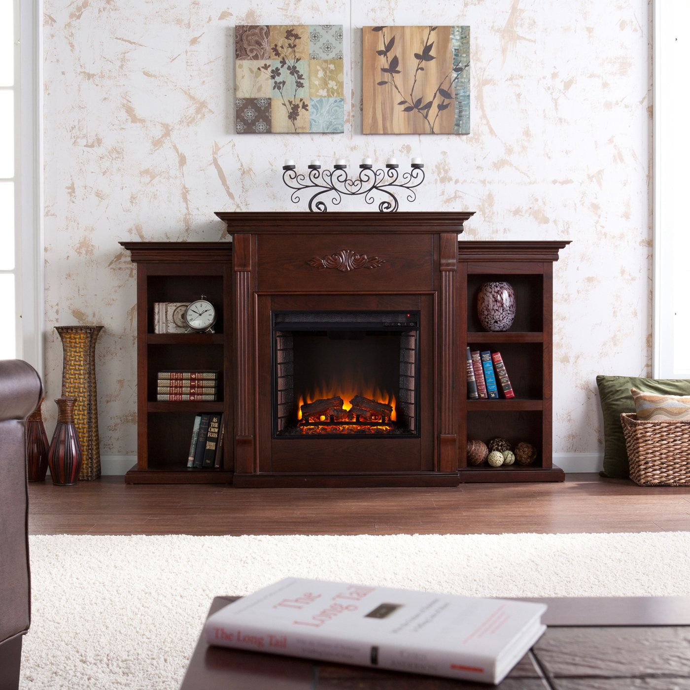 Boyer Electric Fireplace Fireplace Electric Fireplace