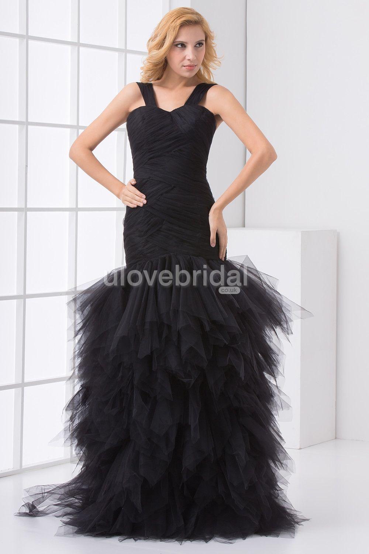 Intriguing black evening dres evening dresses pinterest