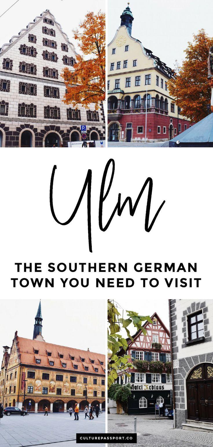 Southern German Charm Ulm Germany travel guide, Ulm