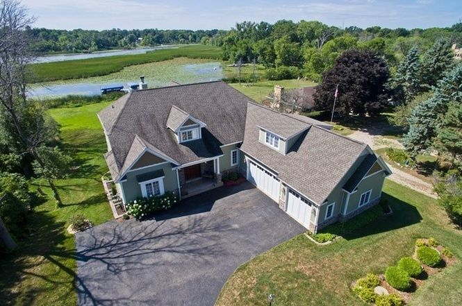 Antioch Il Sunset Waterfront Homes Home