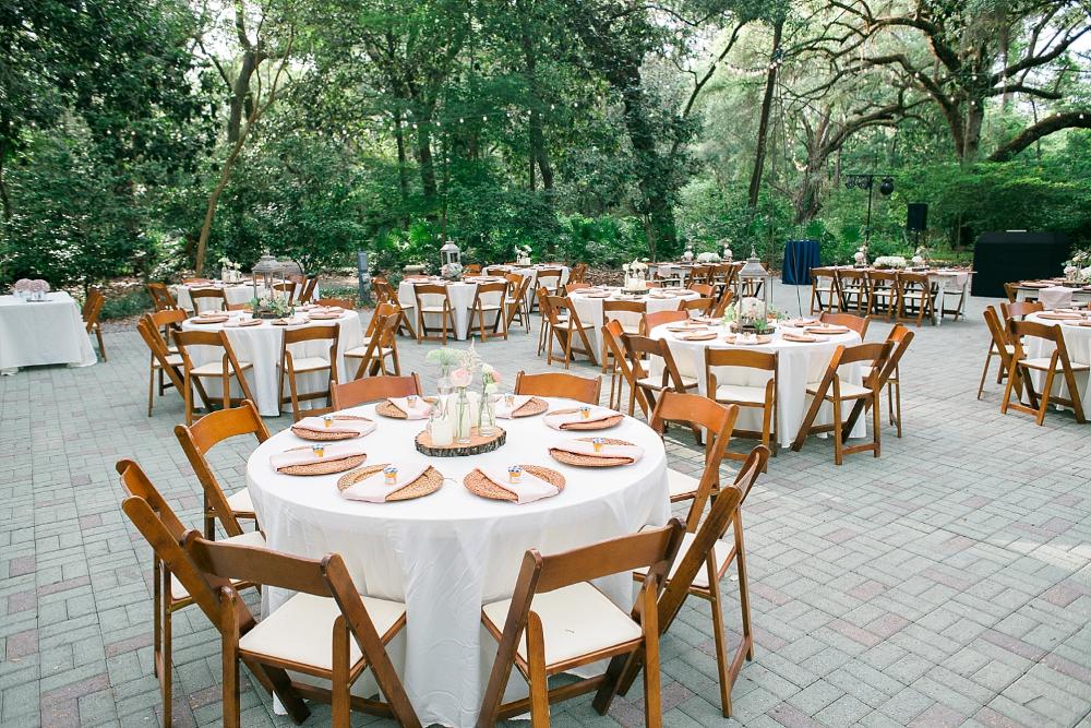 Destination Wedding at Eden Gardens State Park Wedding