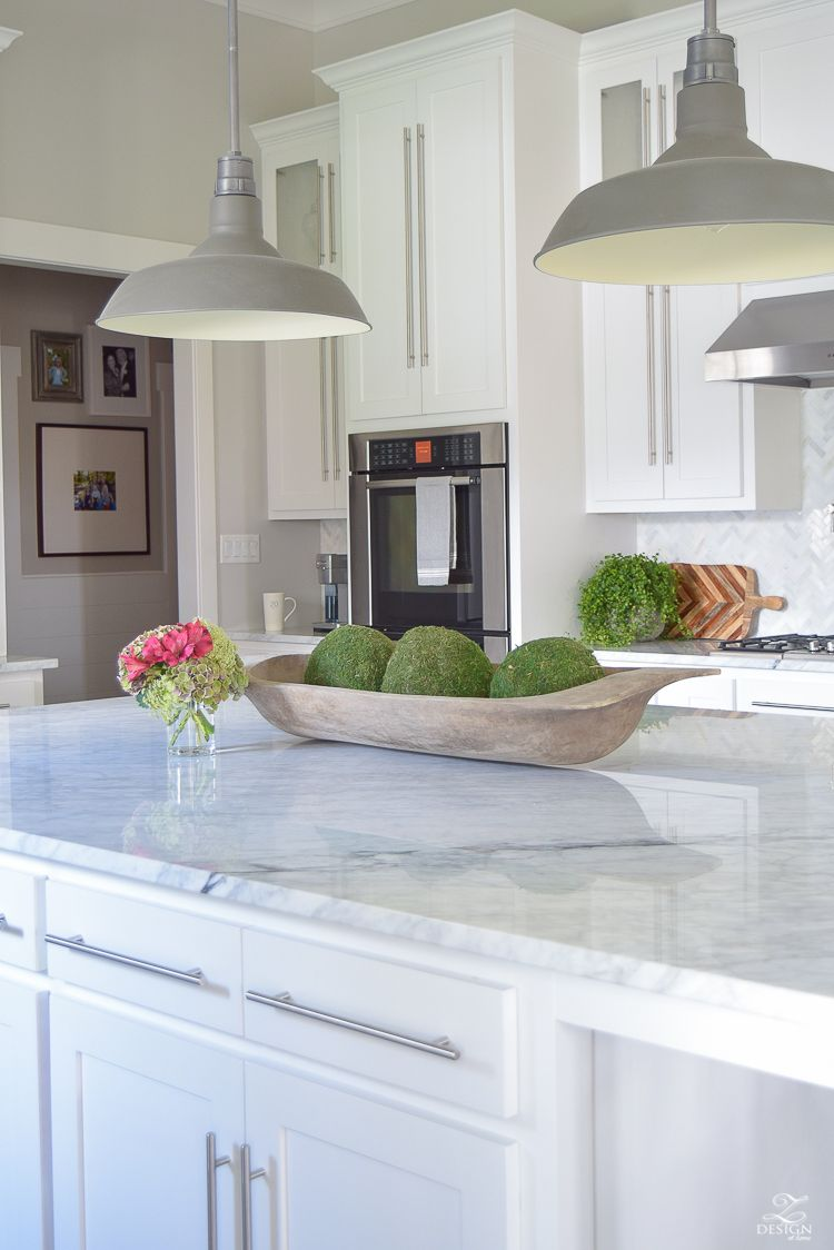 simple tips for styling your kitchen island home pinterest