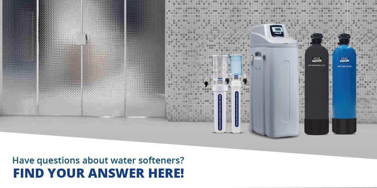 Top 10 Frequently Asked Questions About Water Softeners