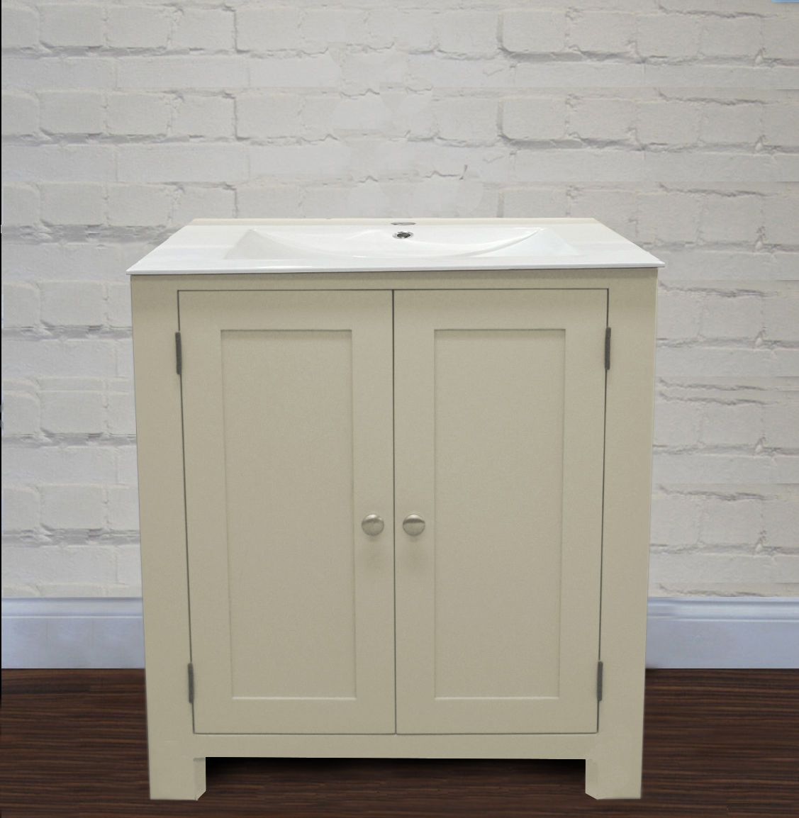 Ebay Bathroom Cabinets Freestanding 600 Wide Painted Vanity Unit Wash Stand Cabinet With
