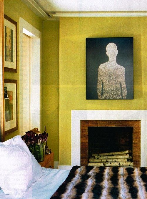 chartruese rooms | Chartreuse Colour Trends 2013 in Room Decor ...