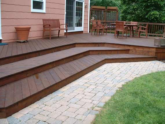 Oil-Based Wood Stain Project Photos - Armstrong-Clark Co ...