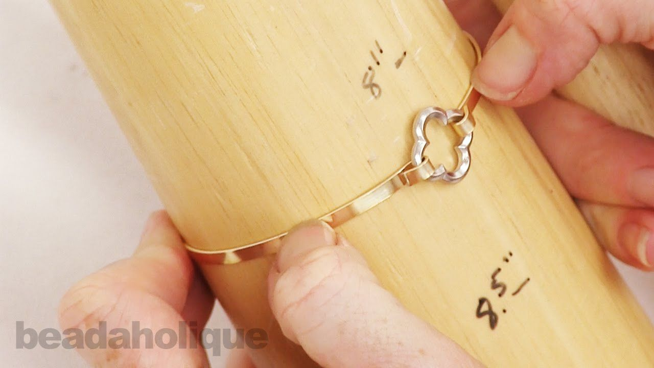 how to make bracelet using copper wire