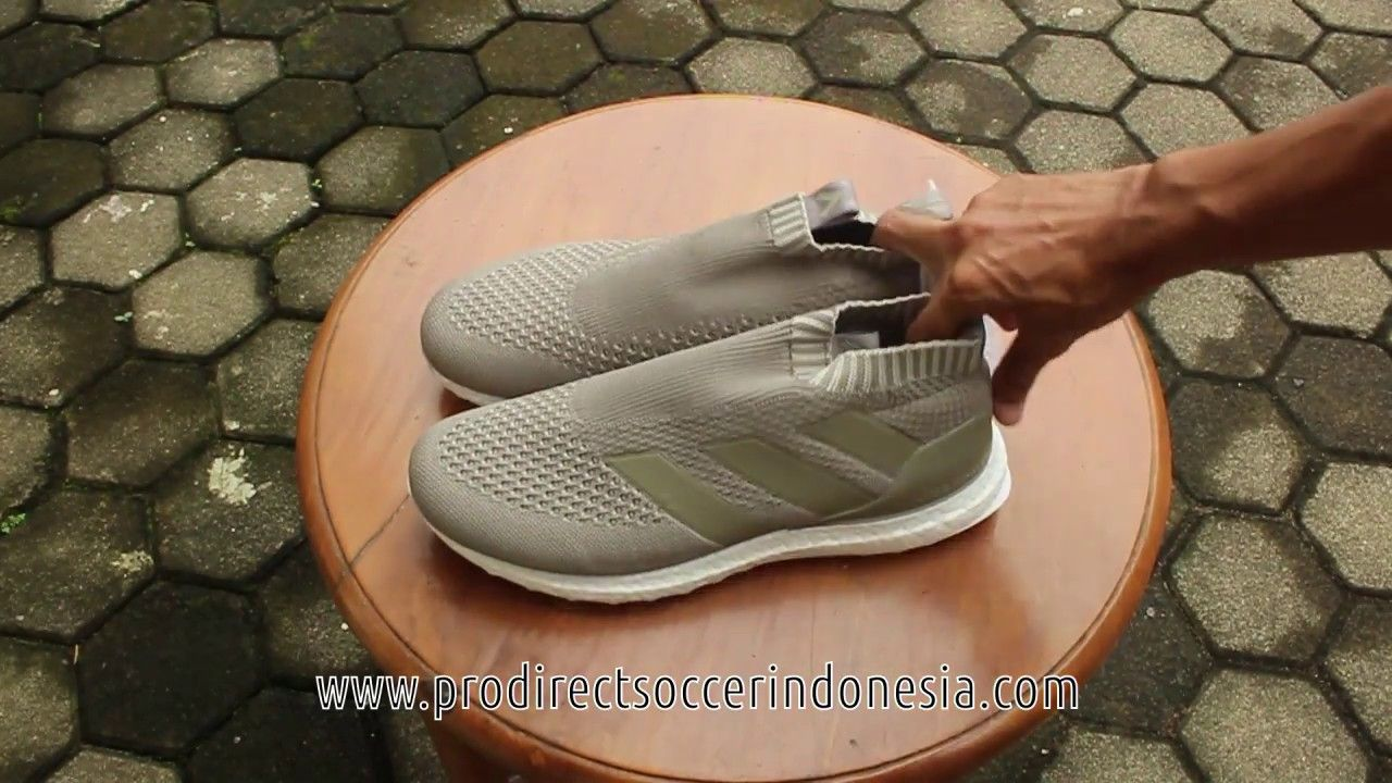 Sepatu Sneakers Adidas Ace 16 Purecontrol Ultraboost Clay Cg3655
