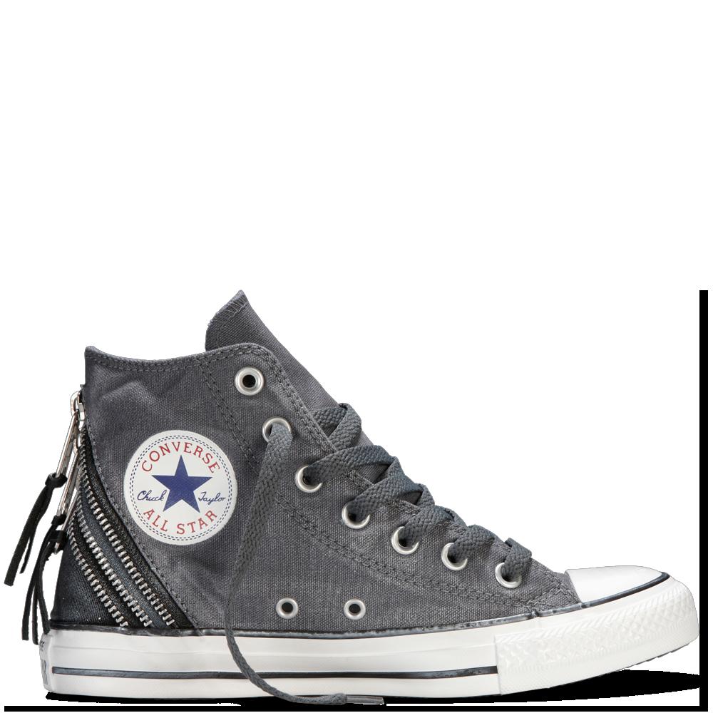 Chuck Taylor All Star Tri Zip Sparkle admiral Converse