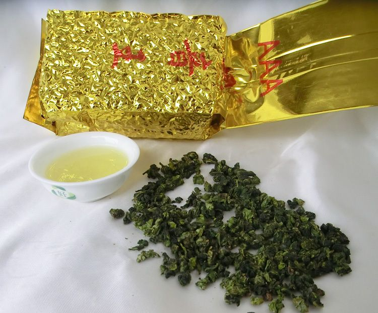 2016年250グラムトップグレード中国の安渓鉄観音茶、ウーロン茶、ネクタイ関陰茶、健康ケア茶、真空パック、送料無料、おすすめ