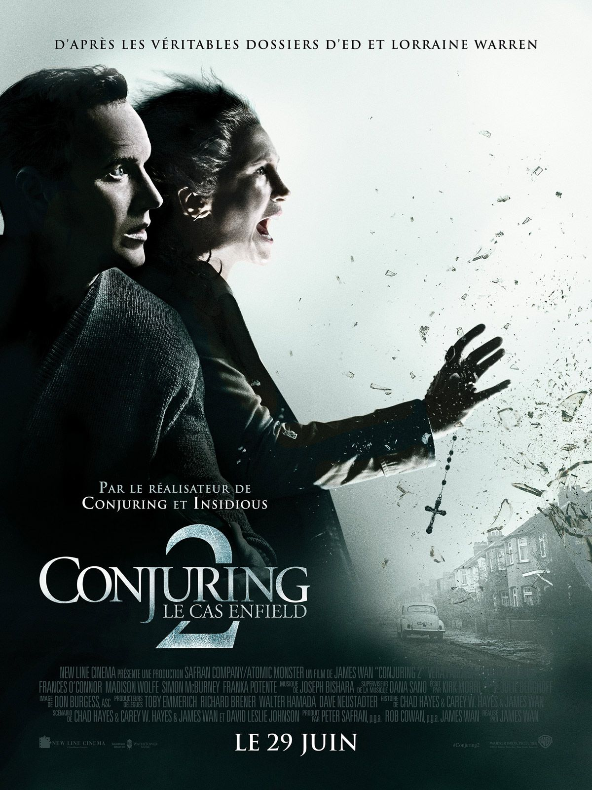 Conjuring 2 Le Cas Enfield The Conjuring Full Movies Online Free Movie Posters